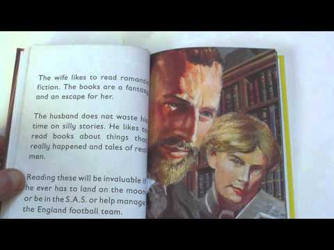 Ladybird books dating men