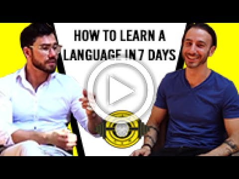 How To Learn A Language In 7 Days - Mixed Mental Arts 1