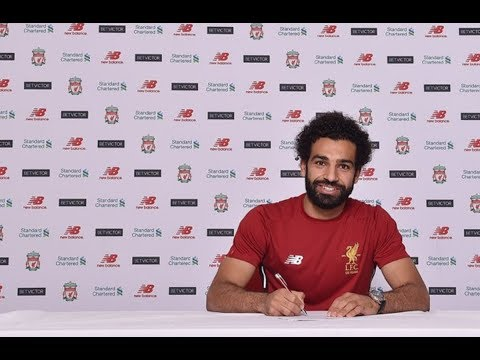 Mohamed Salah Signs For Liverpool | MLR Daily