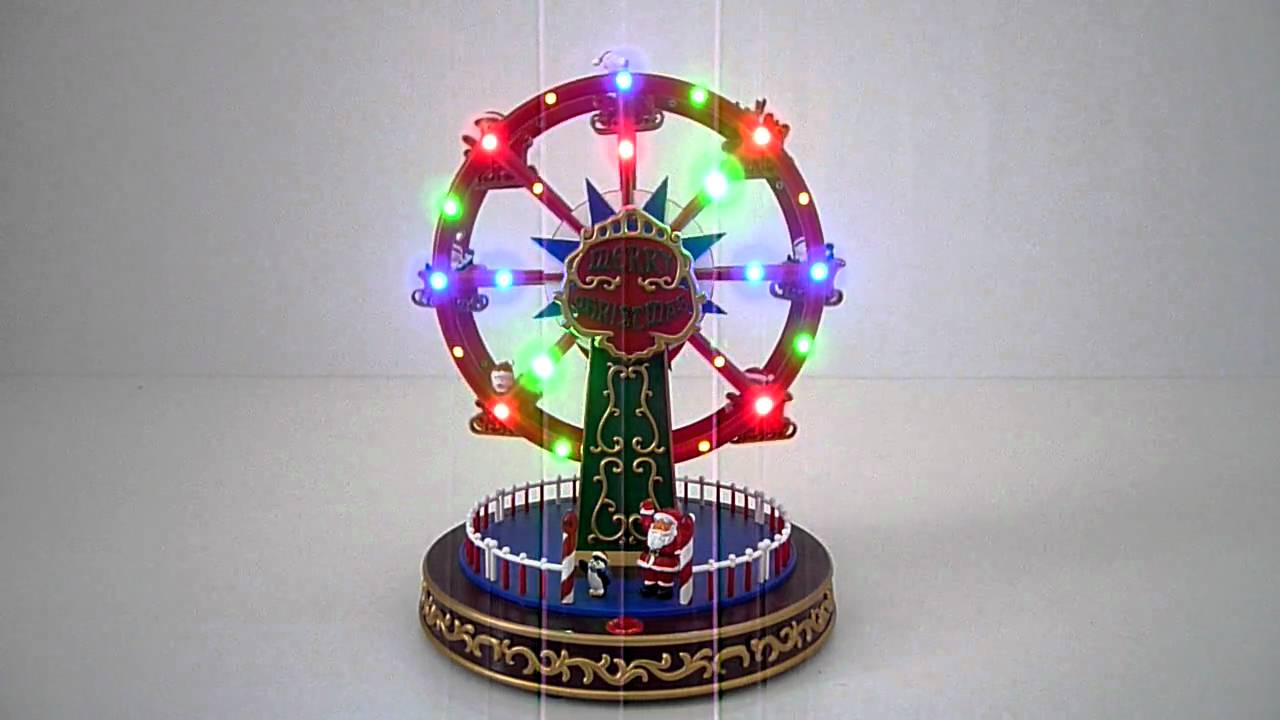 christmas gifts ideas xmas musical ferris wheel christmas all year youtube
