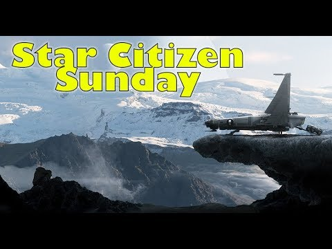 Star Citizen Sunday | 3.5 State, Aegis 'Big Announcemt' & Drake Corsair Details