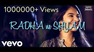 Gambar cover Radha Ne Shyam Mali Jashe - Lyrical Video | Sachin-Jigar | Sachin Sanghvi | Shruti Pathak | Simran