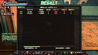 [RustyHearts/ラスティハーツ]PVP 1vs1 斧vs片手剣