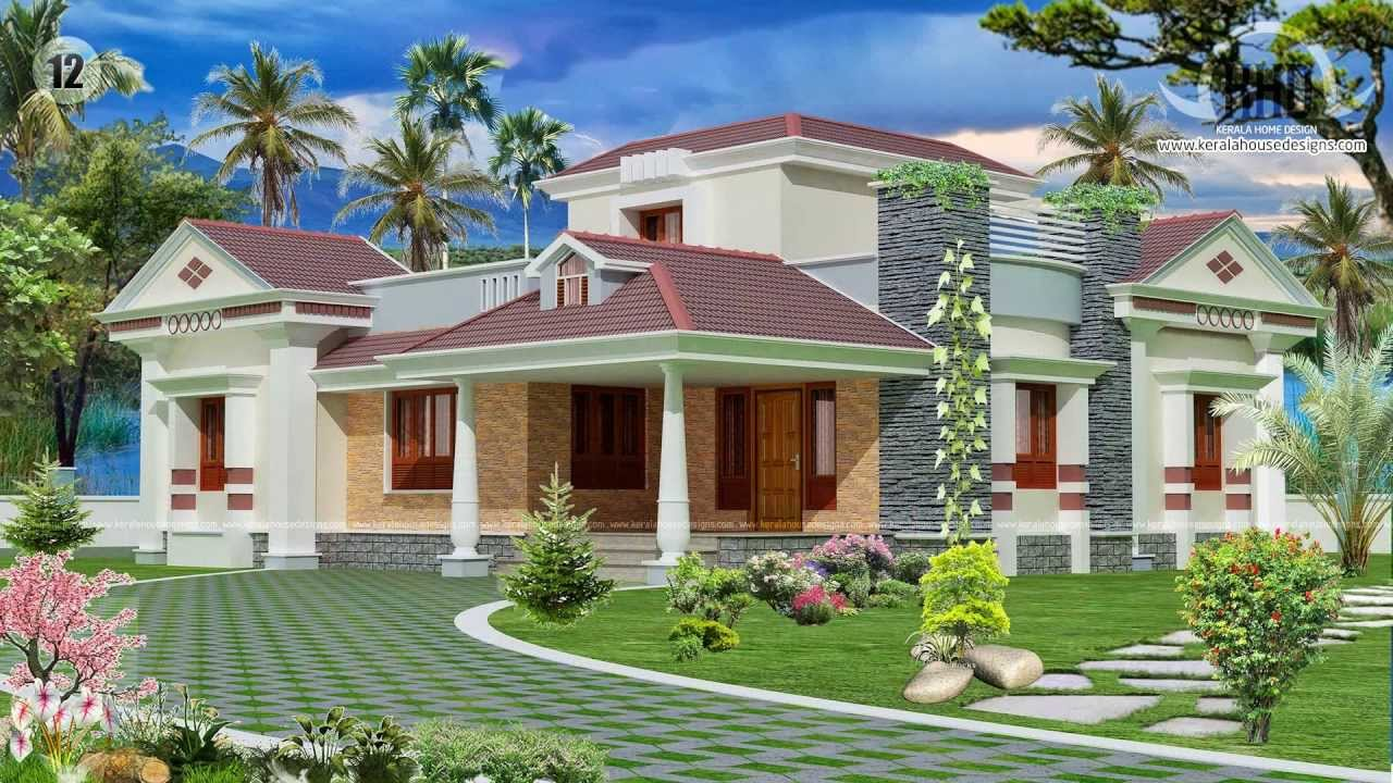 kerala home design - house design collection - may 2013 - youtube