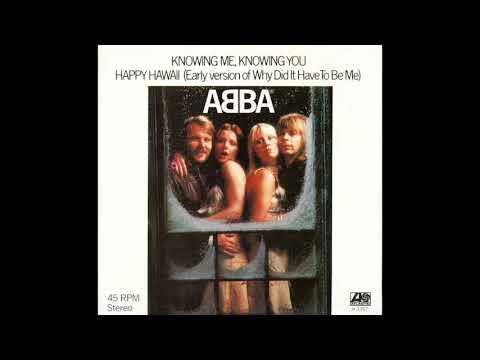 ABBA - Happy Hawaii - Stereo OOPS - Instrumental