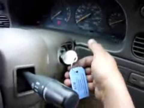 Atlanta GA: 1995 Infiniti Q45 - Lost Key Replacement Made!