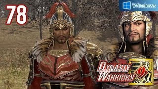 Dynasty Warriors 9 【PC】 #78 │ Wu - Sun Jian │ Ch.1 - Suppressing the Yellow Turbans