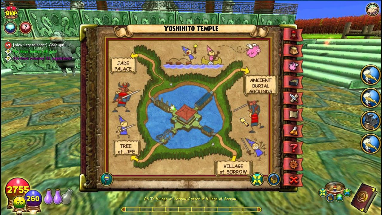 how to get to nordrilund in wizard101