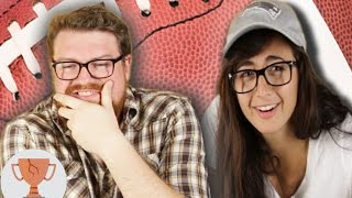 People Try To Guess Weird Sports Terms