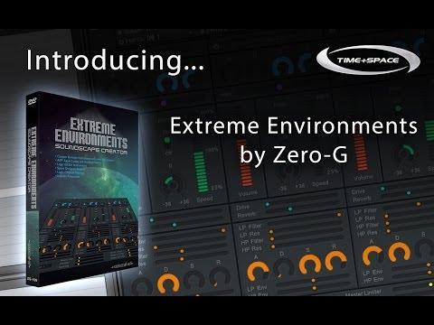 Zero-G & Si Begg Extreme Environments Kontakt Instrument Intro