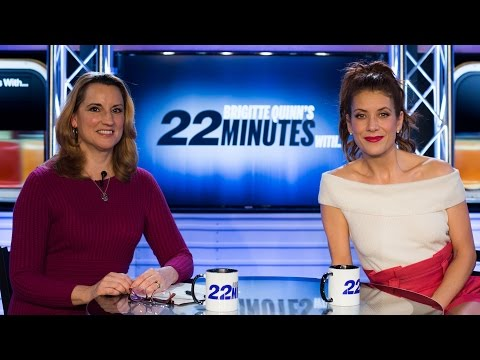 22 Minutes With Kate Walsh