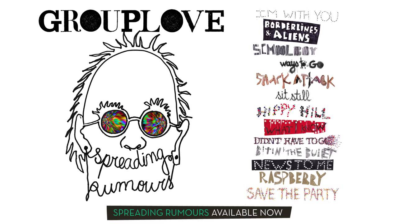 "Grouplove Spreading Rumors Grouplove - ""Sit ..."