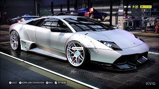 Need for Speed Heat - Lamborghini Murcielago SV 2010 (LB-Works) - Customize | Tuning Car HD