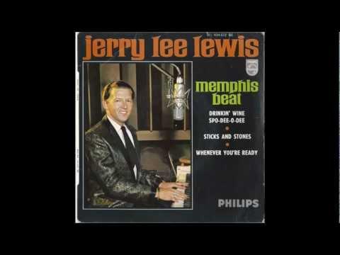 Jerry Lee Lewis - Memphis Beat