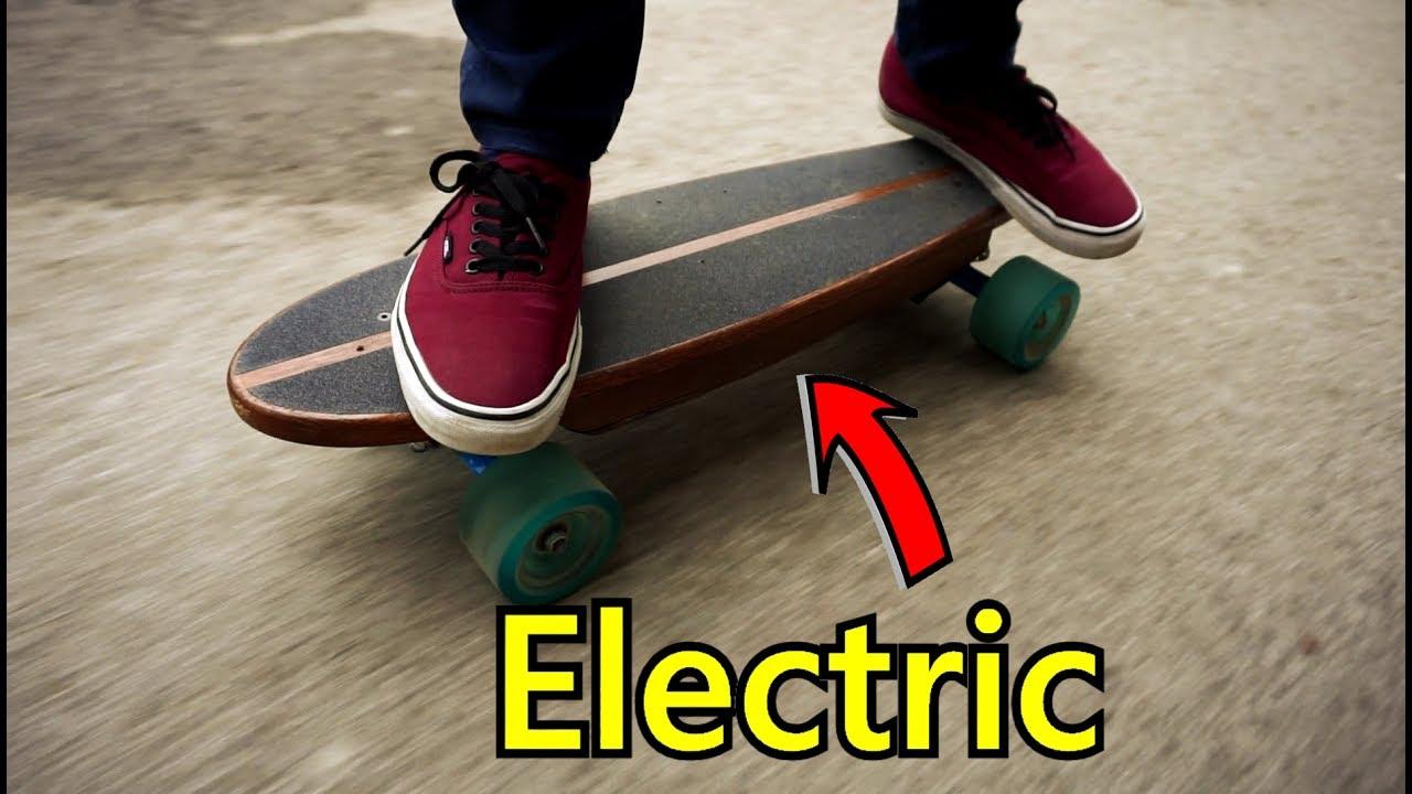 cheap diy electric skateboard youtube. Black Bedroom Furniture Sets. Home Design Ideas
