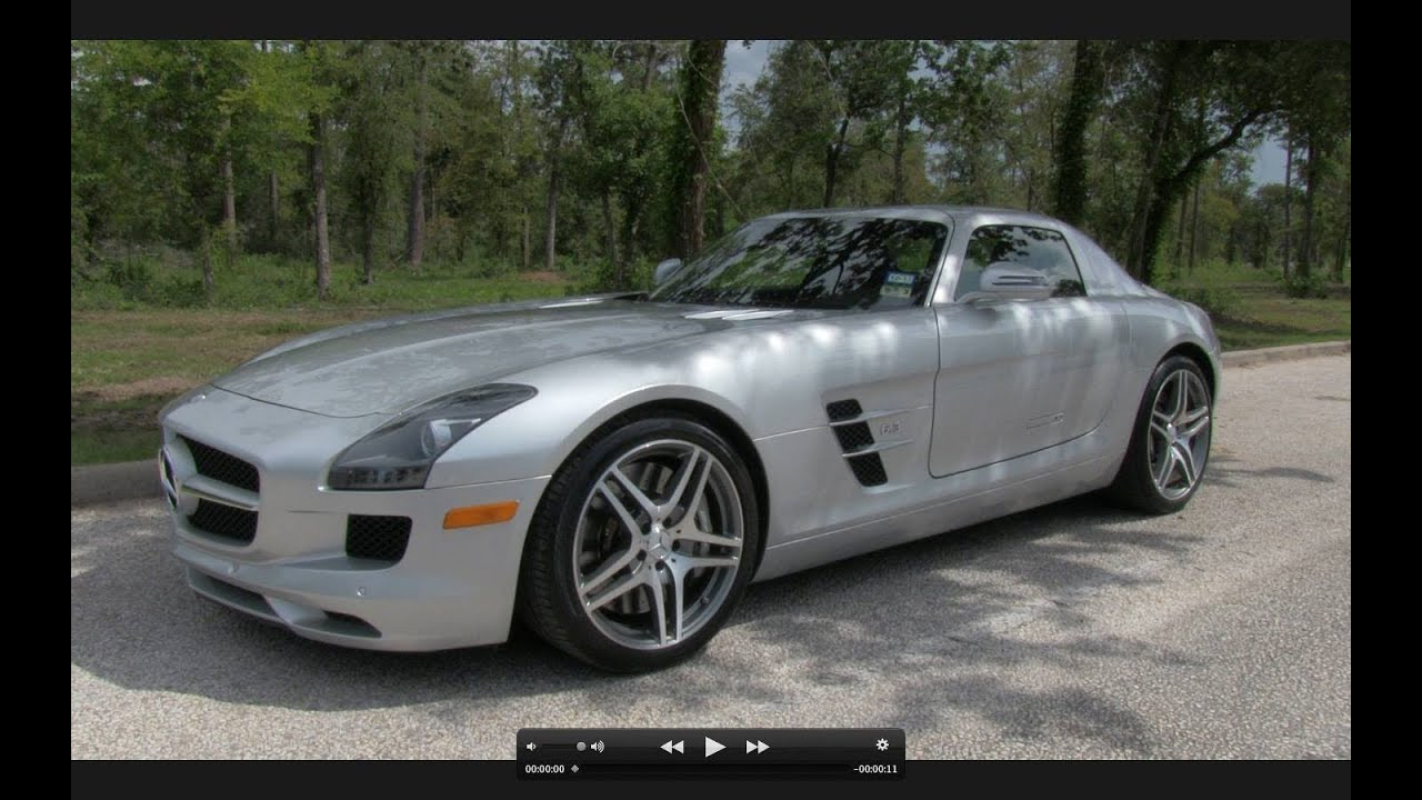 Mercedes Benz Sls Amg Review >> Test Drive The Mercedes Benz Sls Amg W In Depth Review Youtube