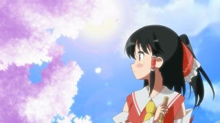 Touhou × Saki Achiga-hen Episode of side-a OP Parody 【第8回東方ニコ童祭】