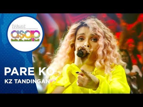 KZ Tandingan - Pare Ko | iWant ASAP Highlights