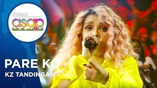KZ - Pare Ko | iWant ASAP Highlights