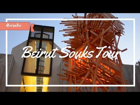 A Tour Through Beirut Souks