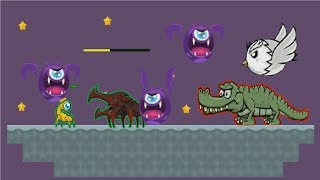 Flyordie.io All New Evolution: Snowy Owl, Cosmic Angry Eye, Crocodile