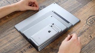 Wie groß ist das iPad Pro? (Unboxing & erster Eindruck) - felixba