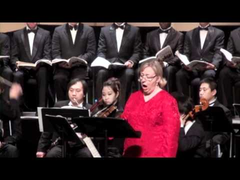G.F. Handel's Messiah:  No. 6:  But Who May Abide