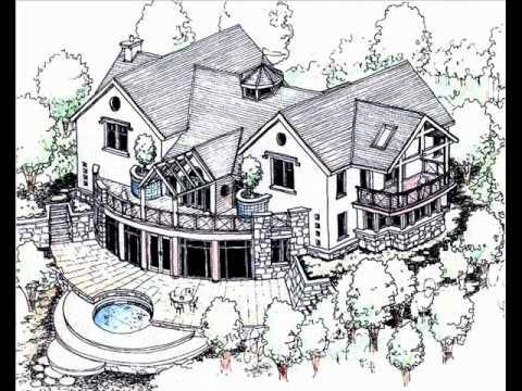 BioArchitecture House Plans - Part 1 - YouTube