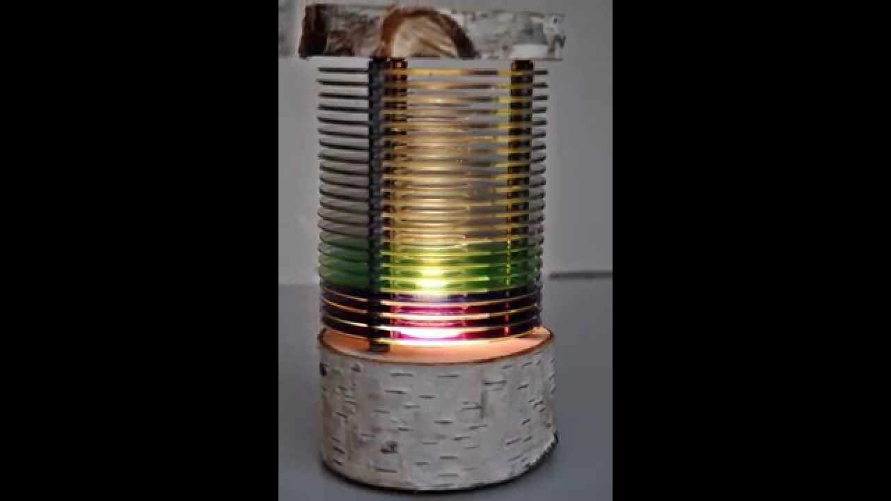 CD Lampe - YouTube