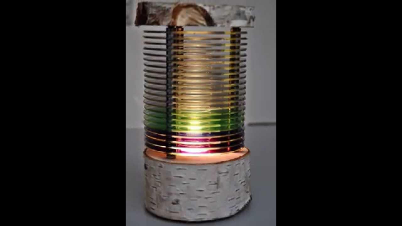 CD Lampe