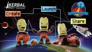 Kerbal Space Program: Making History Expansion - Cinematic Trailer