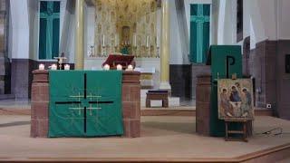 Sunday Mass 14/02/2021