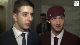 Twist and Pulse Backstage Interview BAFTA Children
