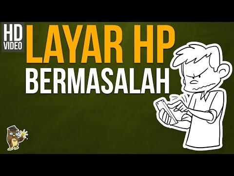 Tips Memperbaiki Layar HP Bermasalah