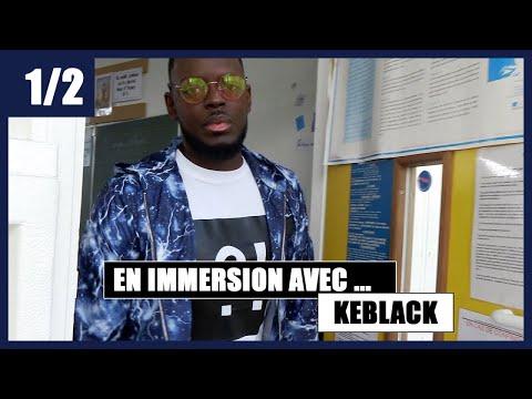 En immersion avec Keblack sur le tournage de son clip « Menteuse » 😂😂🎥