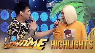Vice forbids Zeus from touching him It&#39s Showtime