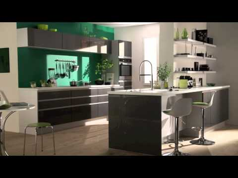 Cuisine design platine collection signature 2012 2013 for Conception cuisine virtuelle