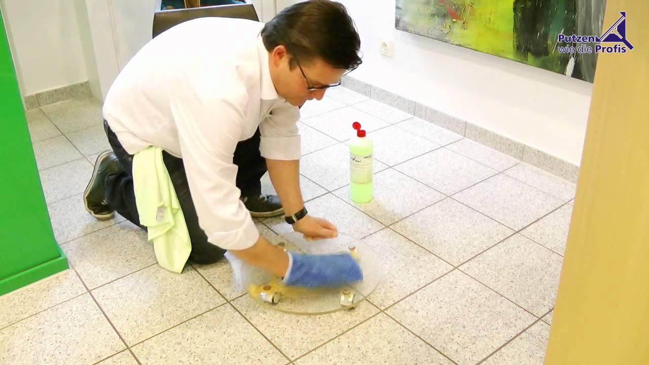 Putzen wie die Profis. Ami - so sauber war Ihr Bad noch ...