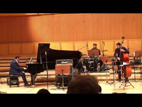 "Sorin Zlat Trio-""Little Maximus"" Live from Bucharest Radio Hall"