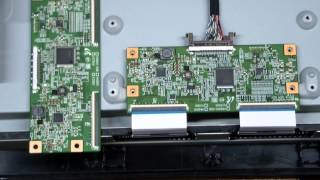 Westinghouse LCD TV Repair - No Picture