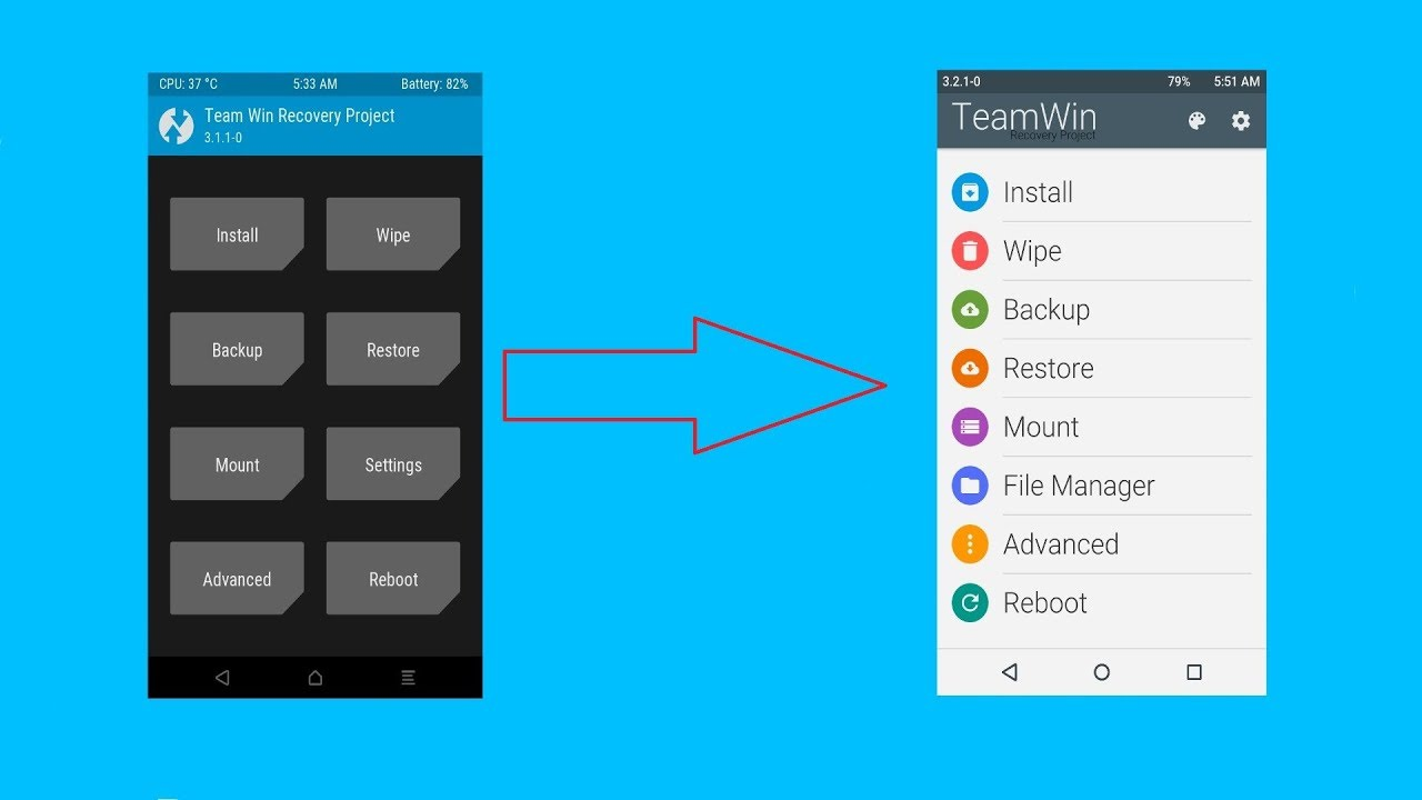 Install TWRP Recovery on Android without PC[Quickly & Safely]