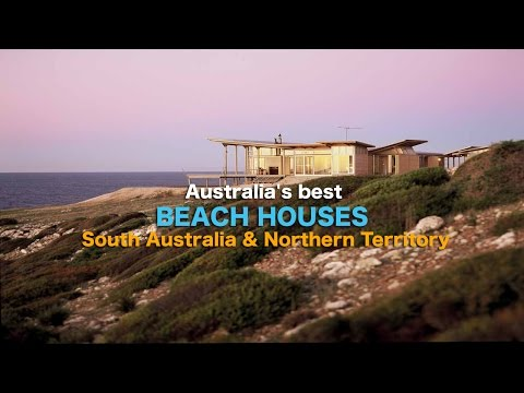Australia's best beach houses: South Australian coast and Northern Territory