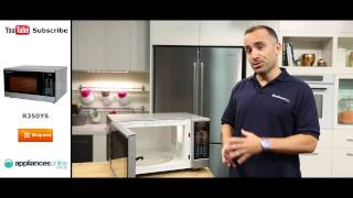 Sharp Microwave R350YS reviewed by expert - Appliances Online