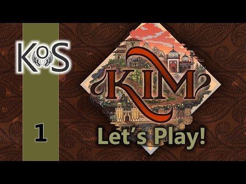 Kim -  Rudyard Kipling's 1880's India - RPG - Let's Play - Ep 1