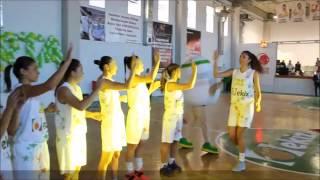 Ekiz Yumurta Foça Basketbol, 93 36 Kazandı