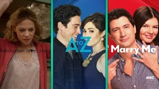 Fall TV Speed Dates: Which New Romantic Comedy is Your Perfect Match?!