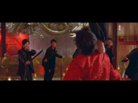 Kung Fu Dunk (Kung Fu Basket) - Escena combate