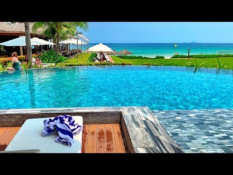 5 STARS LUXURY THE ANAM RESORT CAM RANH NHA TRANG VIETNAM / IMPRESSIONS FROM THE WONDERFUL PLACE