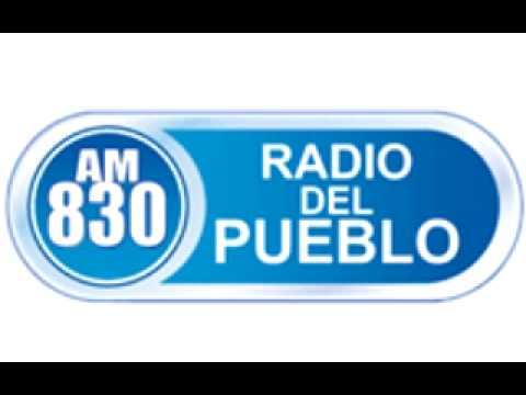 La mesa 830. Radio del pueblo Am 830. 22-06-2015