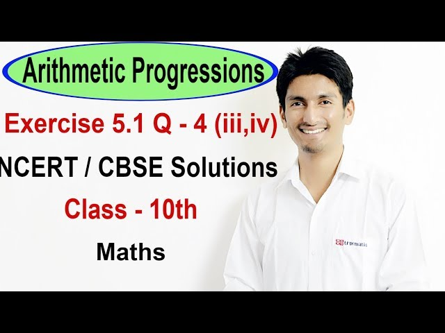 Exercise 5.1 Questions 4 (iii,iv) - NCERT/CBSE Solutions for Class 10th Maths || Truemaths
